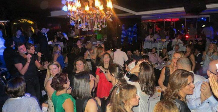 Ela Macka Restaurant - New Year Party Istanbul