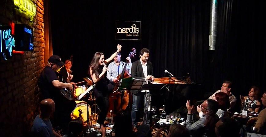 New Year Party at Nardiss Jazz Club
