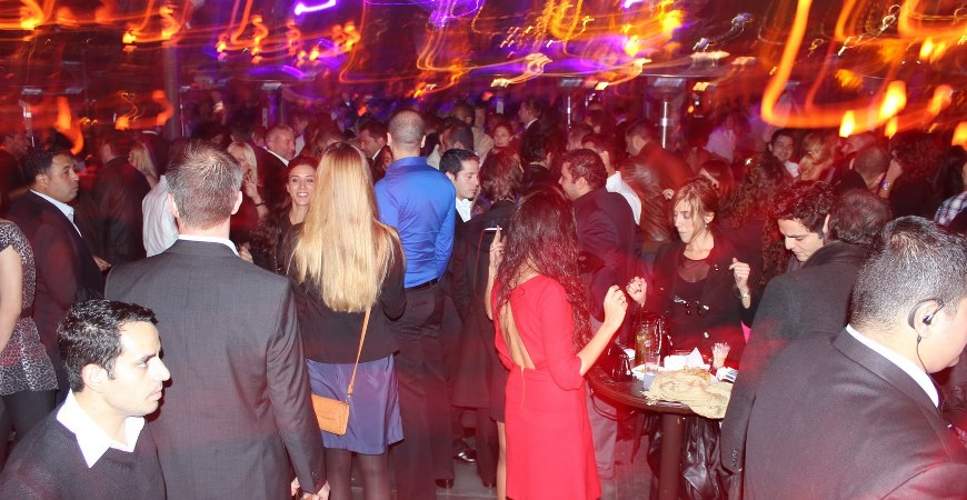 Reina Nightclub Istanbul new year party
