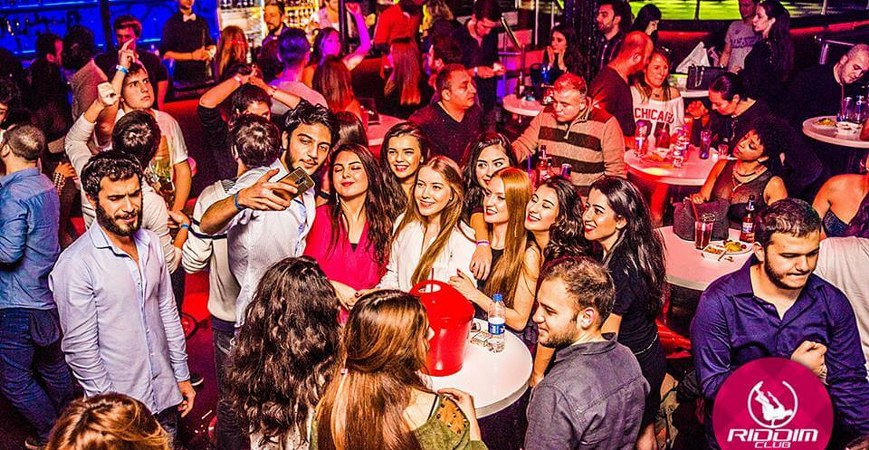 Riddim Nightclub New Year Party Istanbul