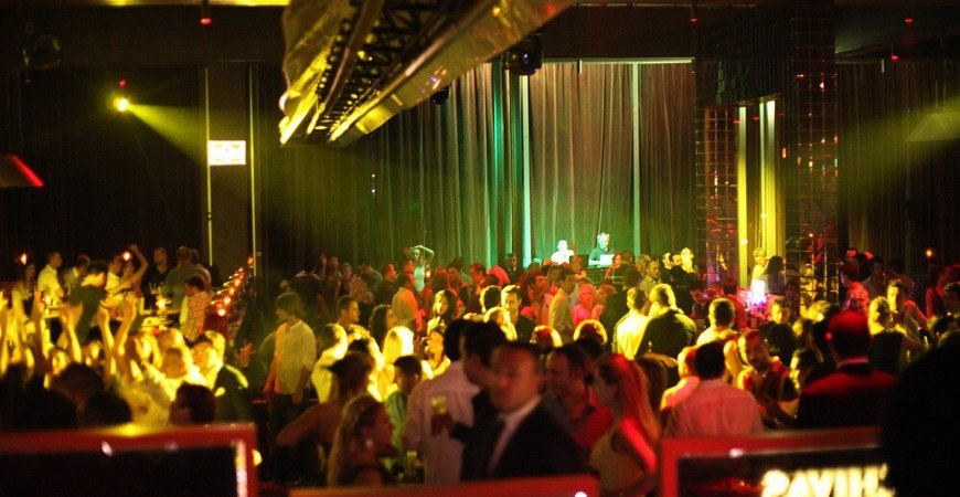 Sortie Nightclub and Restaurant - Istanbul New Year's Eve Party