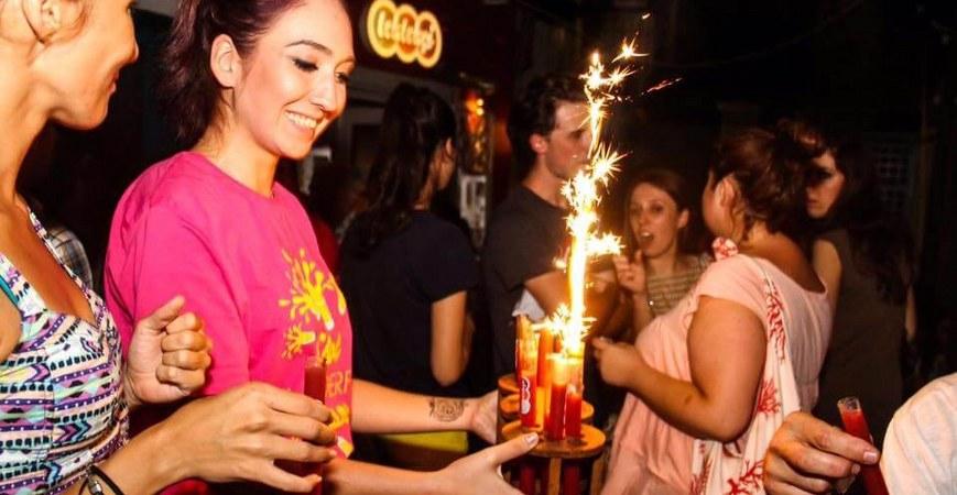 Tektekci NightClub - New Year Istanbul