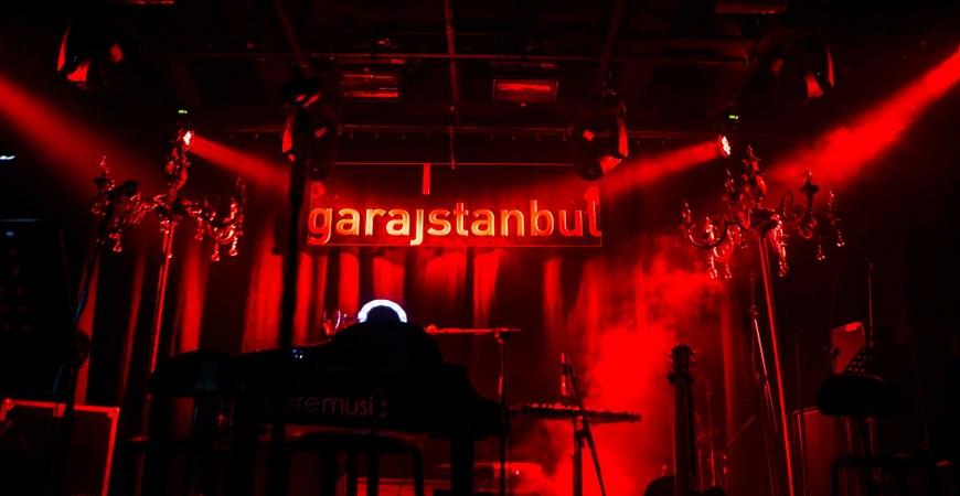 New Year Party at Garaj Istanbul
