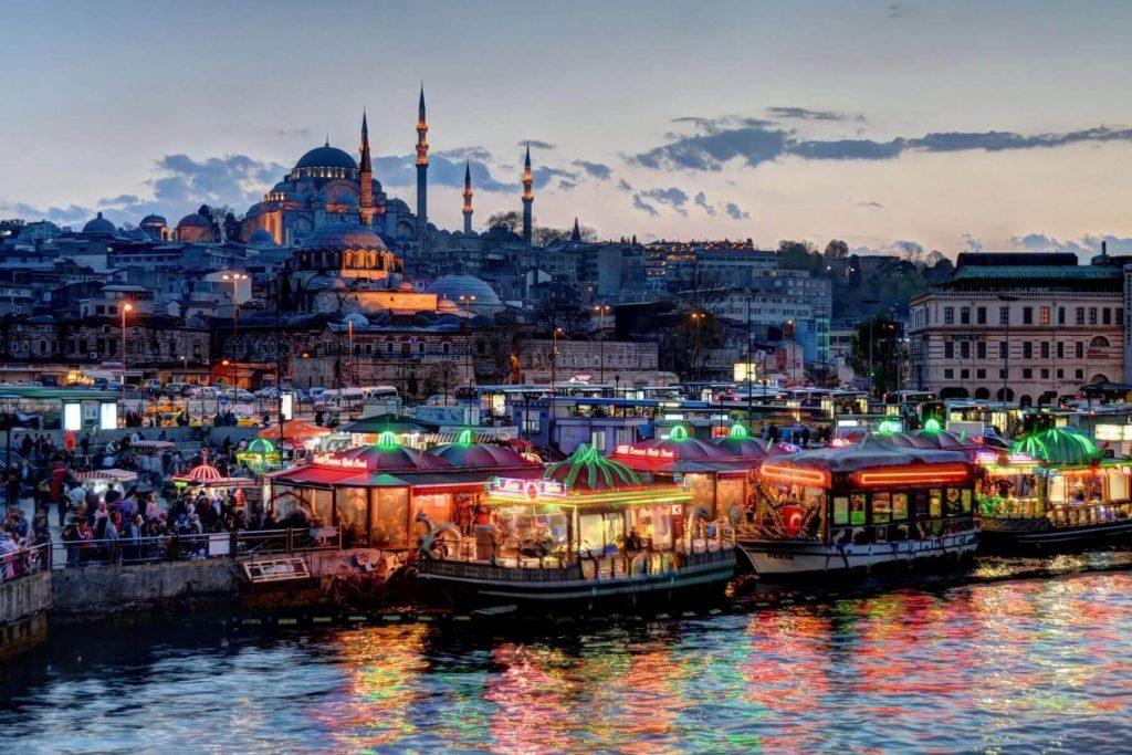 Eminonu / Istanbul