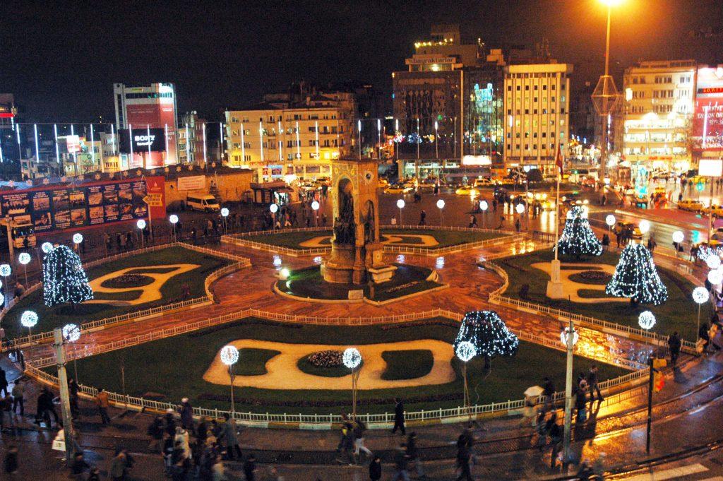 Taksim Square Nye